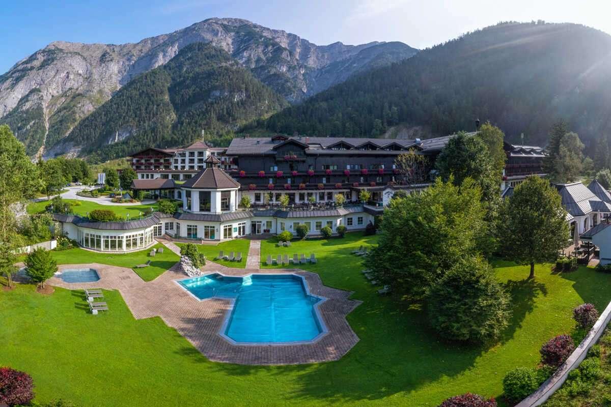 4-Sterne Superior Hotel Gut Brandlhof