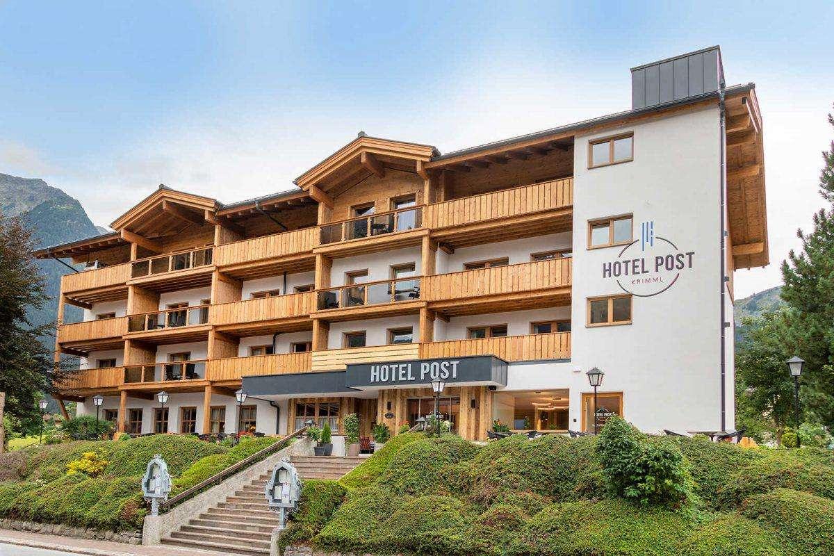 Hotel Post Krimml
