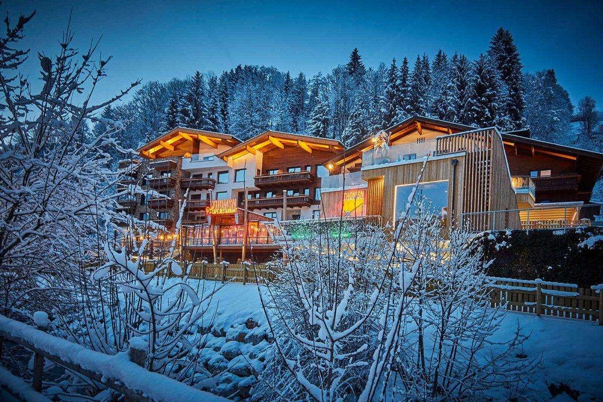 THOMSN-Alpine Rock Hotel