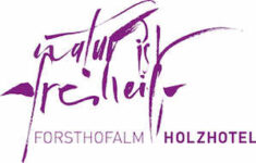 Holzhotel Forsthofalm Logo Optimized